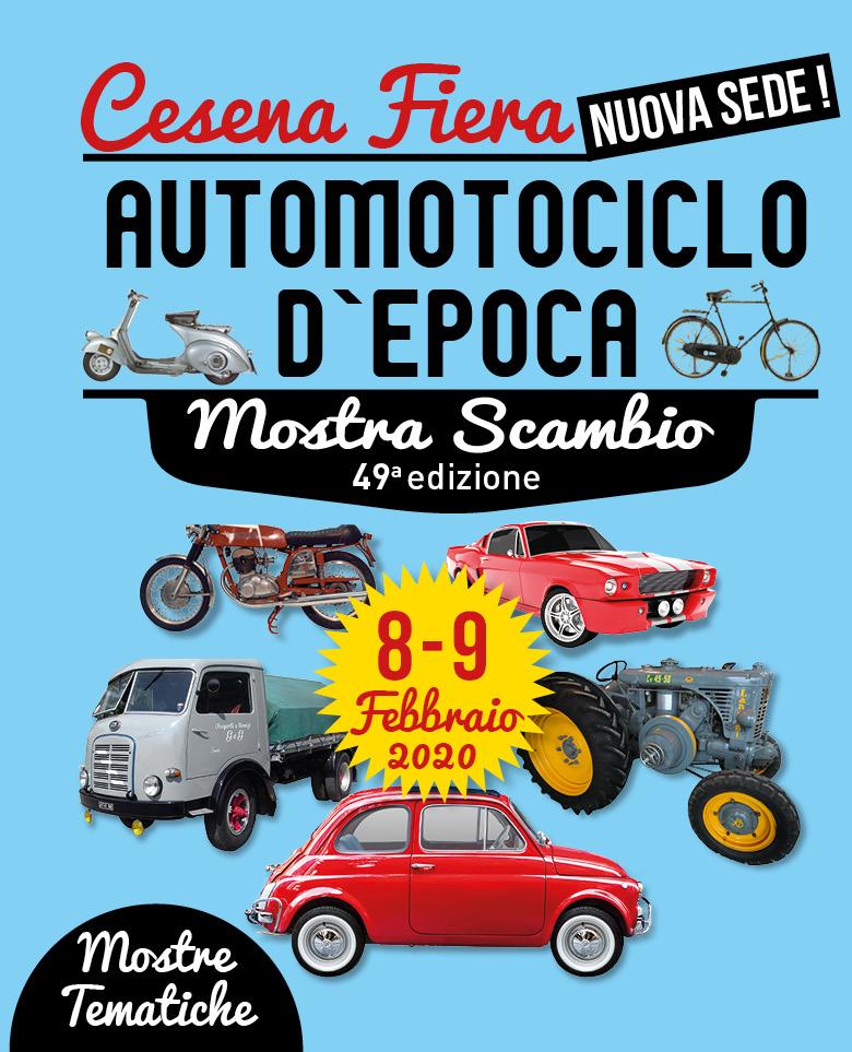 Calendario Mostre Scambio 2020.Museo Nazionale Del Motociclo